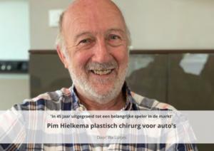 Pim Hielkema autoschadebedrijf Den Haag MIXmarketing Vogelwijk