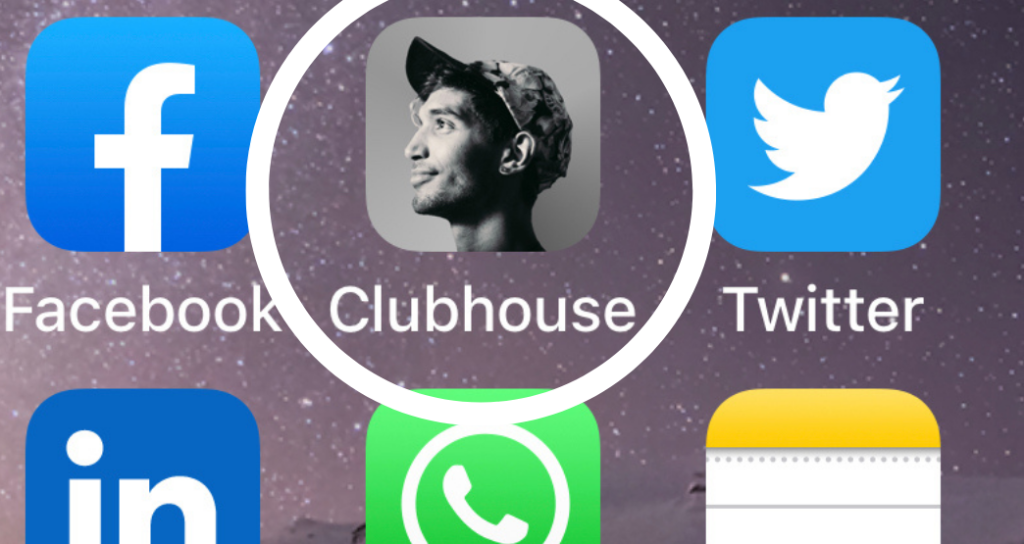 clubhouse MIXmarketing apps media